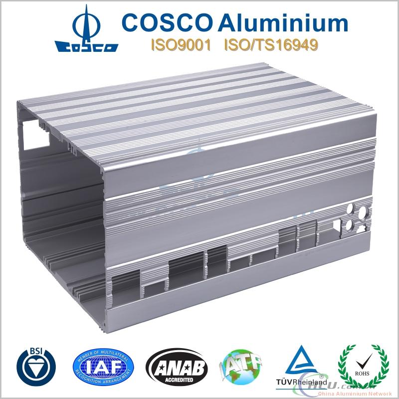 Aluminium Amplifier Enclosure