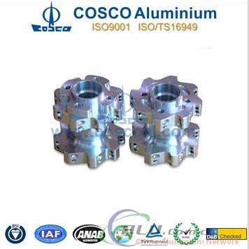 Extruded Aluminium Profiles For Auto Parts