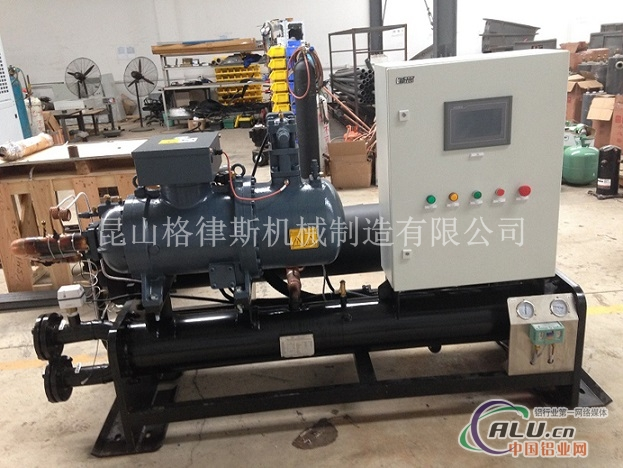 热回收型冷水机组反应釜冷水机