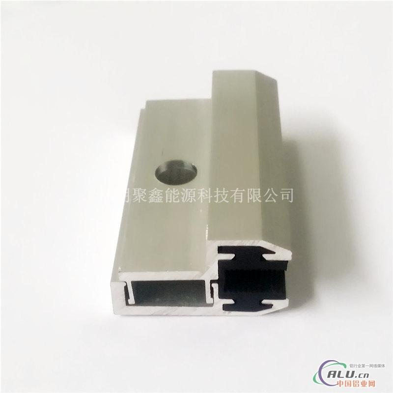 非晶硅薄膜组件边压块