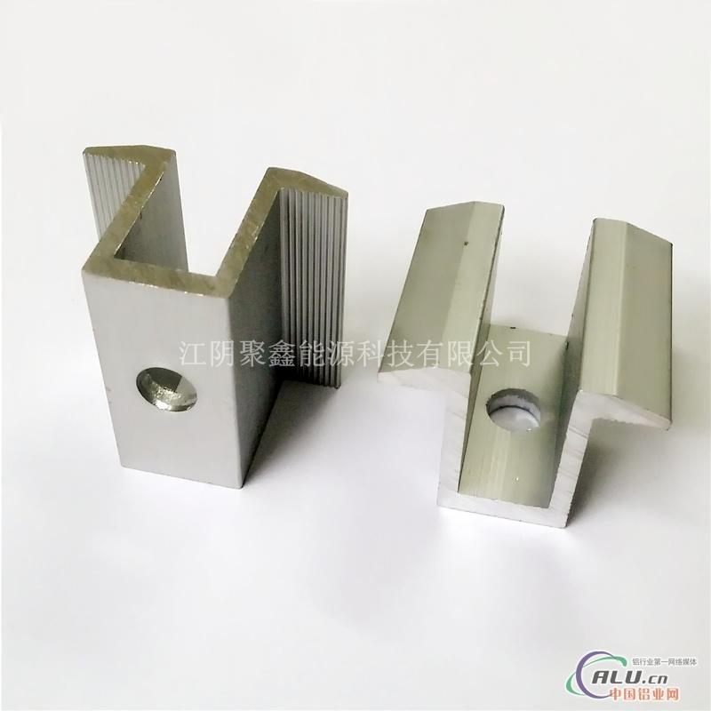 太阳能支架铝压块