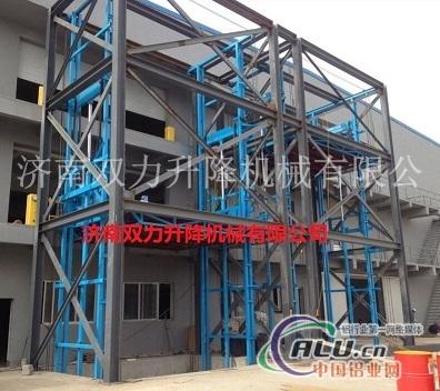 升降货梯2吨4木升降货梯结构