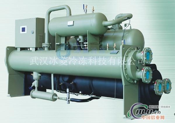 节能型满液式水冷螺杆冷水机组