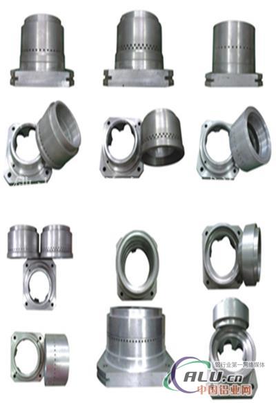 铝棒铸造平台配件  结晶器