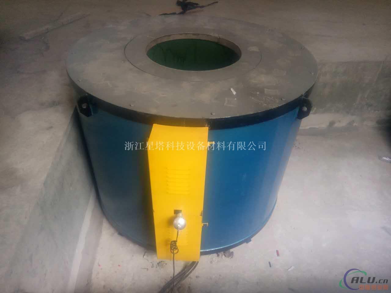45kw坩埚融化炉