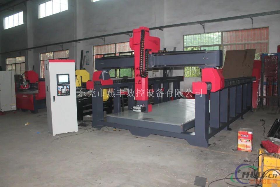 河南双曲铝木模机厂家直销13652653169