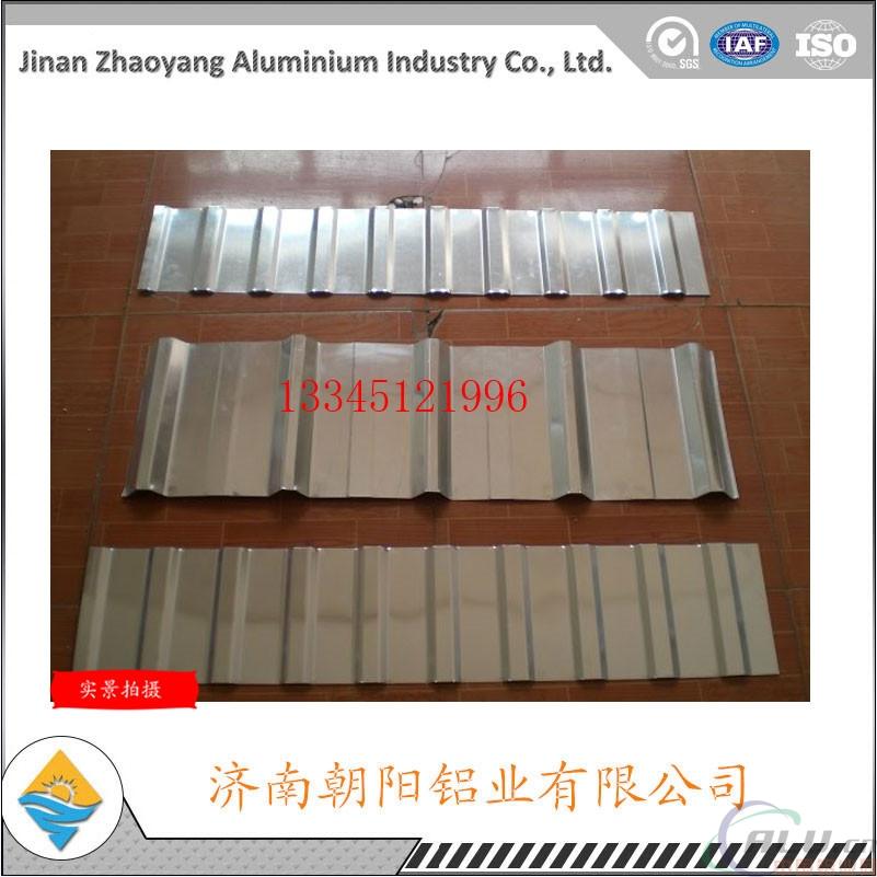铝瓦楞板生产厂家强度高的铝瓦楞板