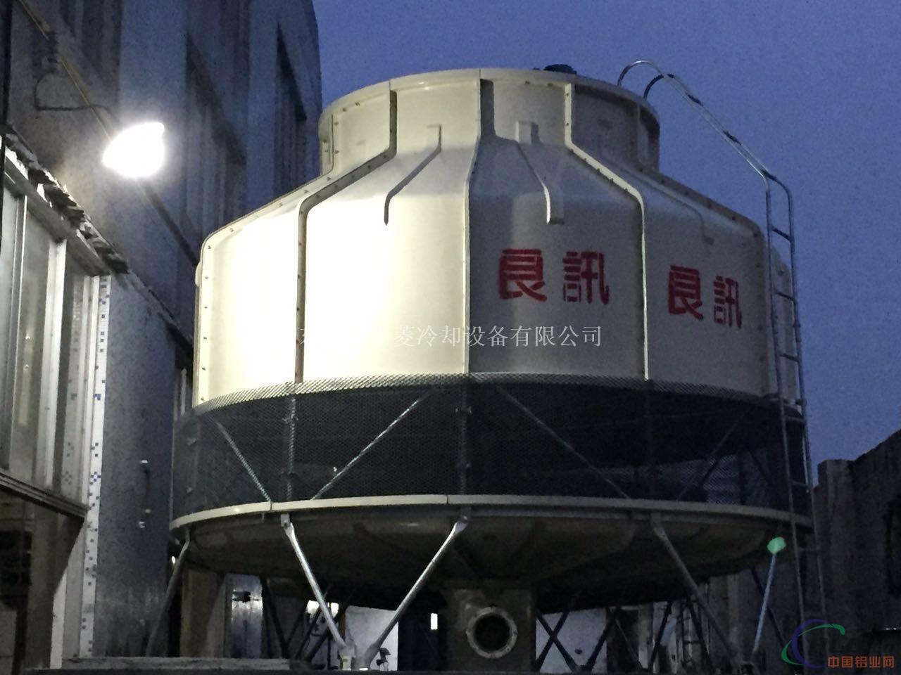 厂家直销圆形冷却塔250t