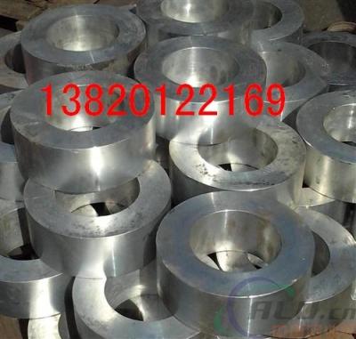 十堰6063小口径厚壁铝管,挤压铝管厂家