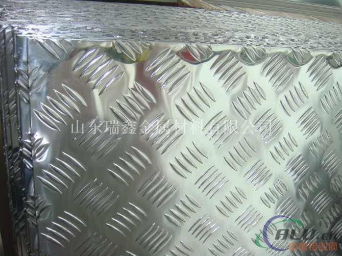 花纹铝板 规格齐全