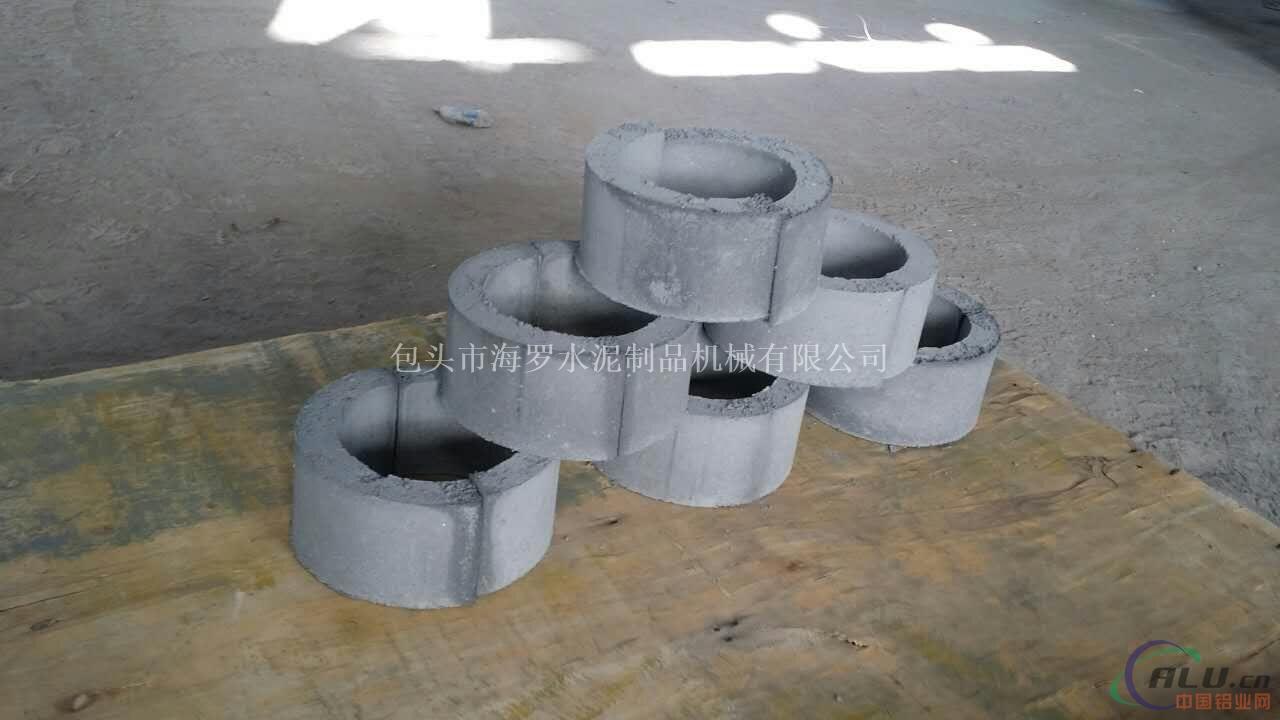 铝灰阳极保护环生产线