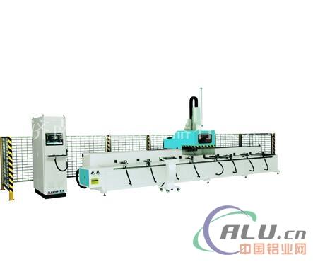 高速四轴数控加工中心LGSCNC7000