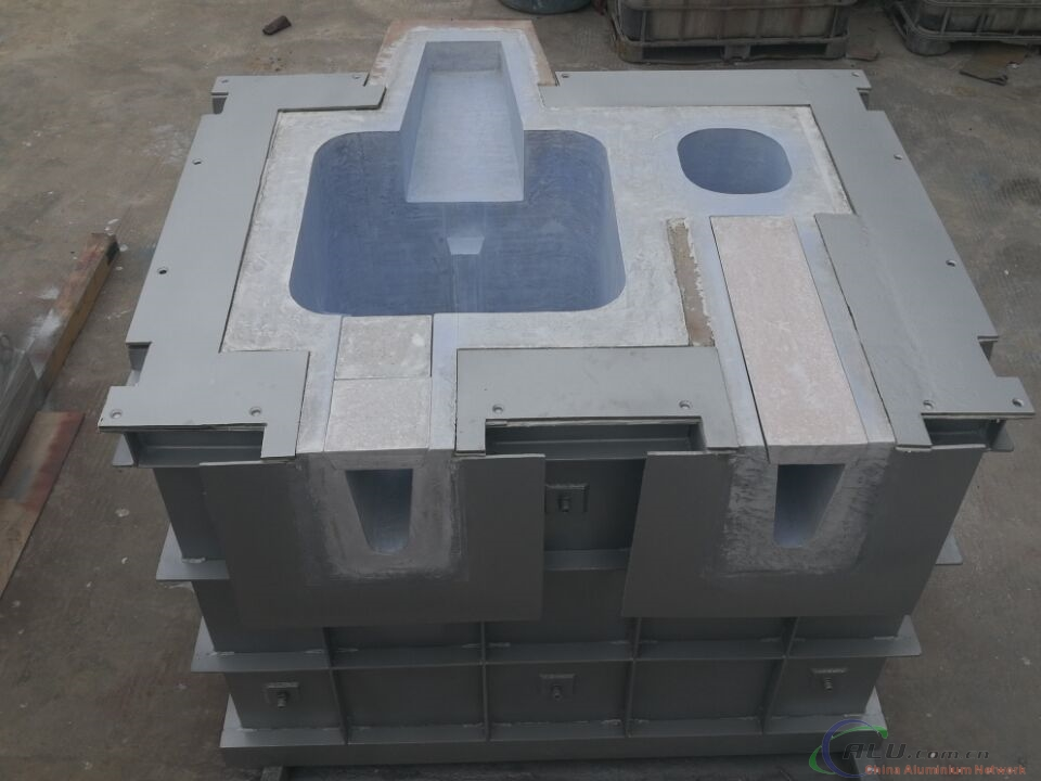 aluminium filter box