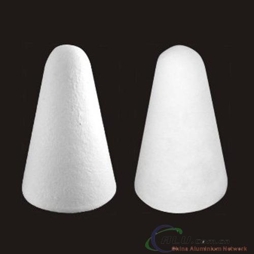 Ceramic fiber Tap Out Cone for Aluminium Casting
