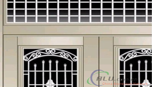 aluminum profile for doors