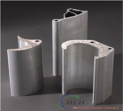 aluminum profile for power and electronics
