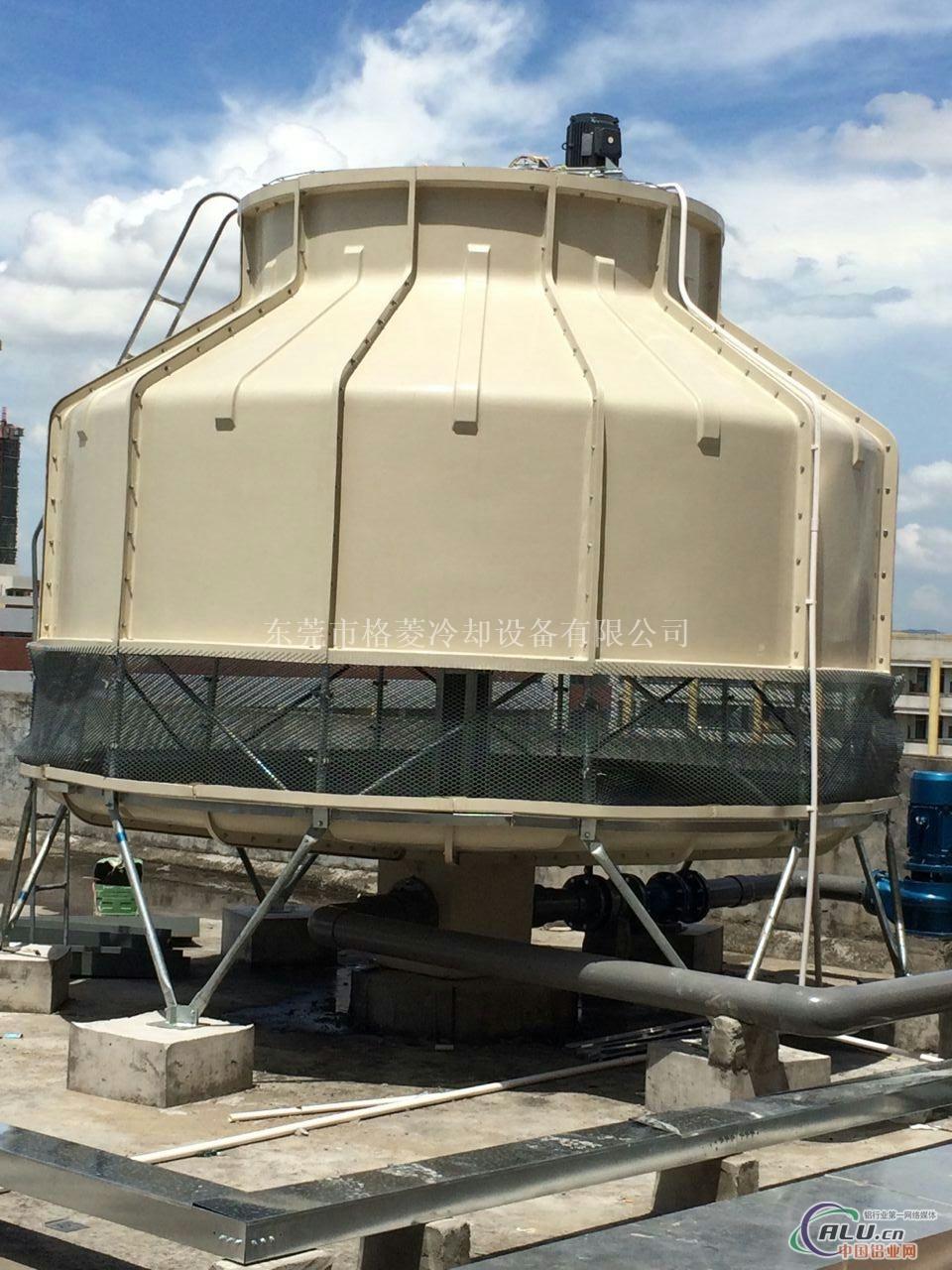 工业型玻璃钢冷却塔的材料可耐-50℃低温