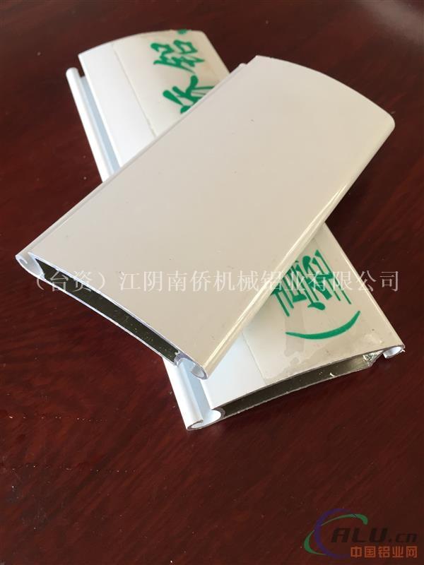 卷帘门型材生产厂家南侨铝业