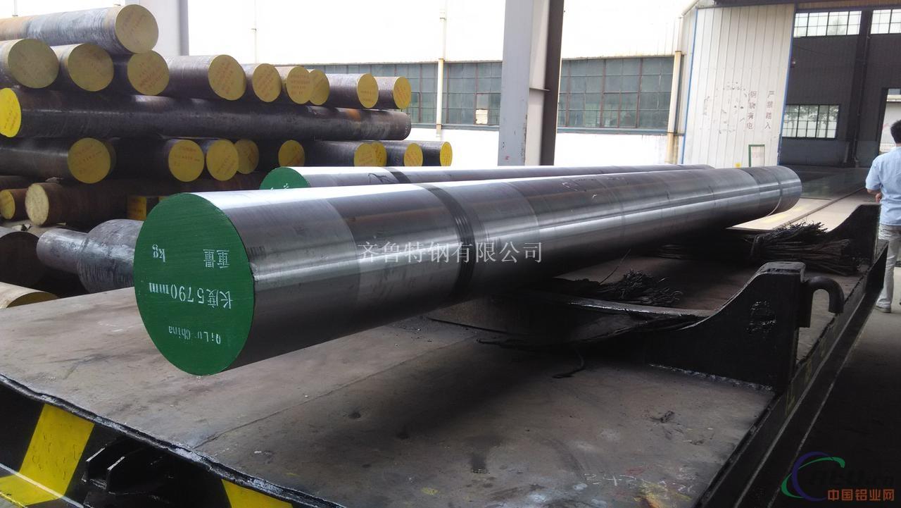 铝铸设备大型蜗杆锻件38CrMoAl