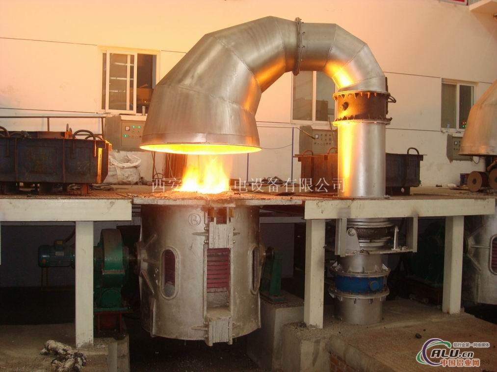 1吨中频电炉价格