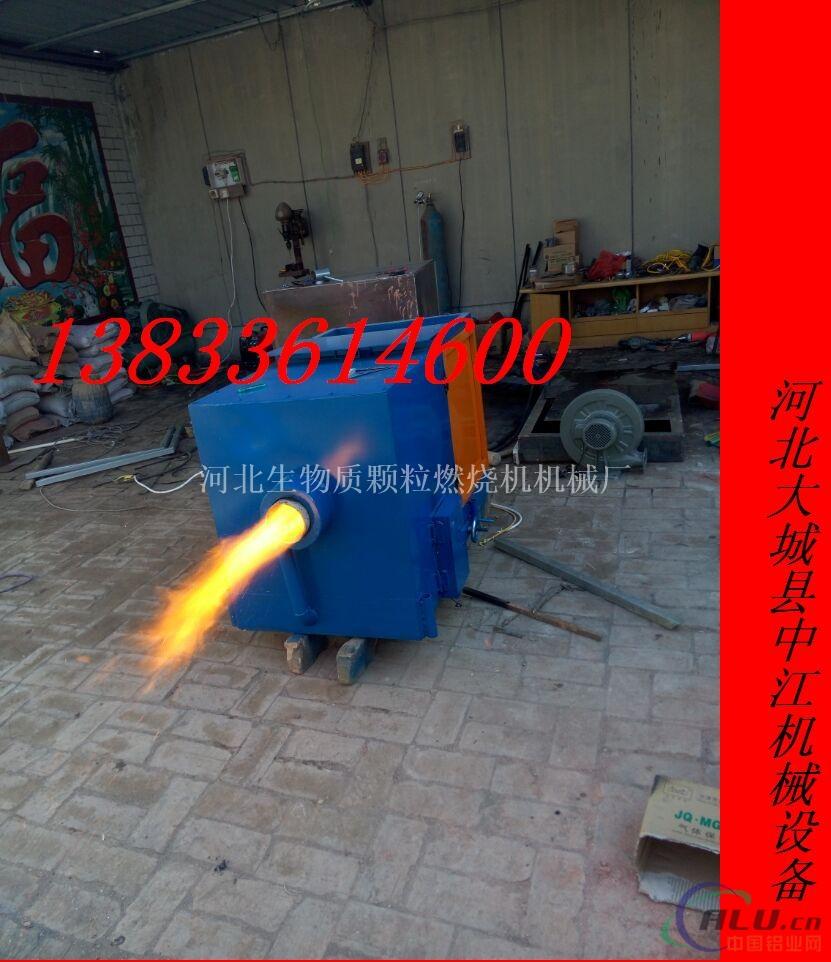 烧油取暖锅炉结构图