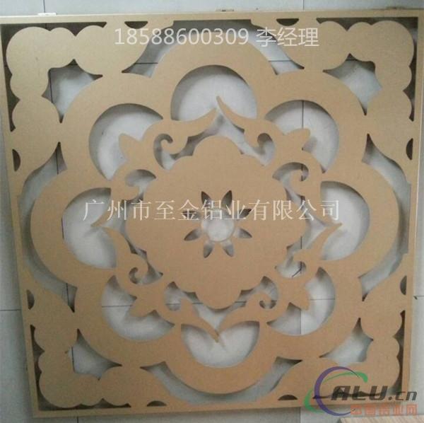 铝板天花价格_珠海市室内高档雕花铝板价格_铝天花板-广州大智金铝业有限公司