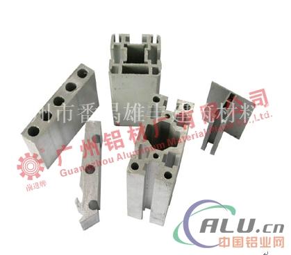 大量工业铝型材批发
