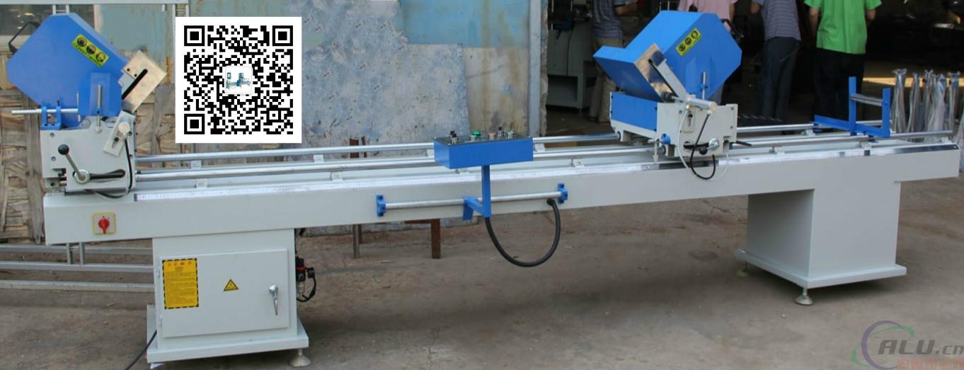 苏州双头45度切角机 精密锯优质厂家供应
