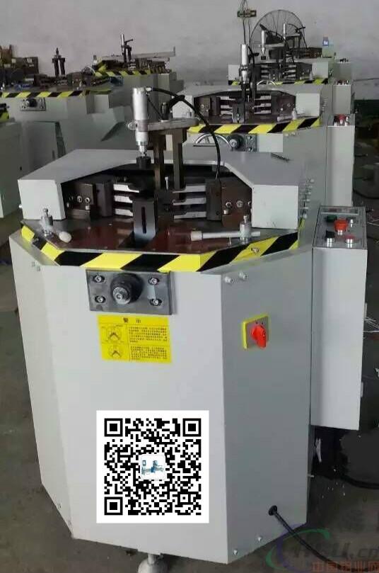 宁波铝型材双头切割机 双头切铝机叶鲁厂家批发价格