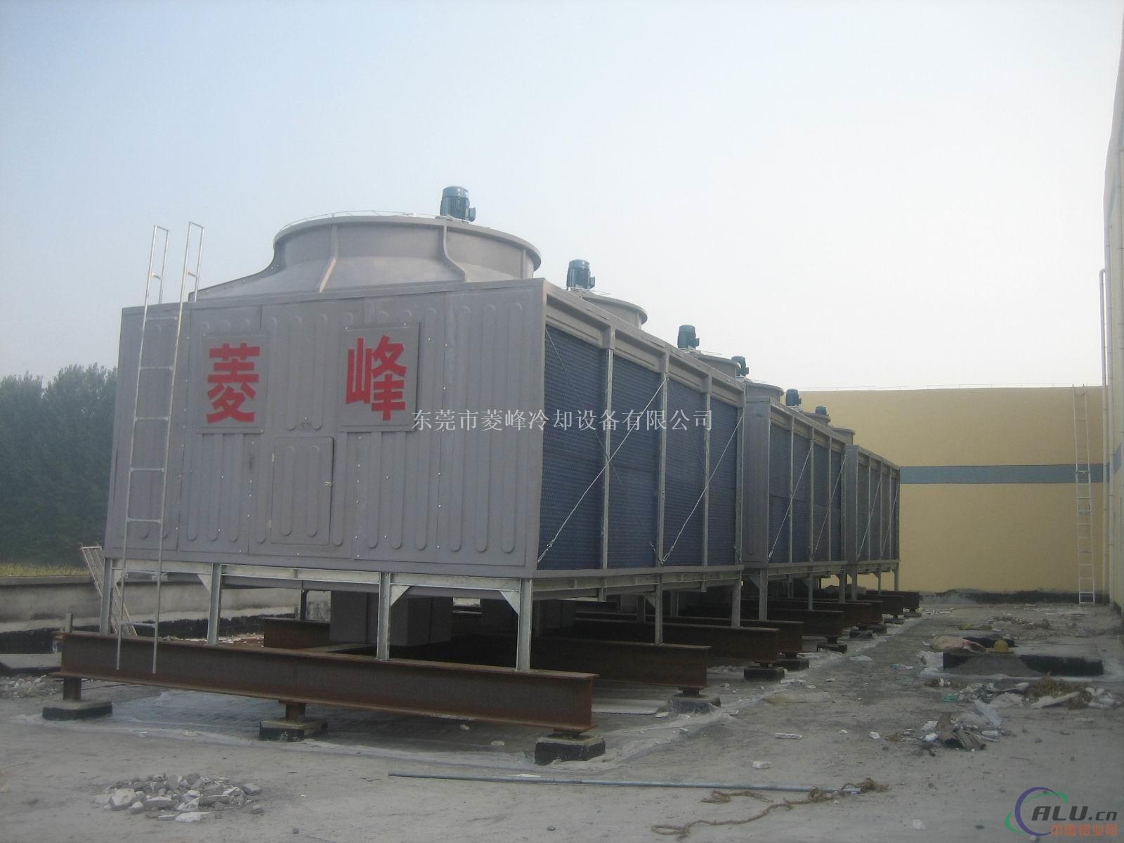 方形逆流式冷却水塔300吨