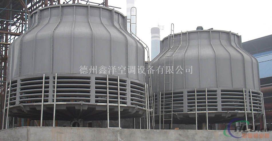双曲线型玻璃钢闭式冷却塔厂家直销
