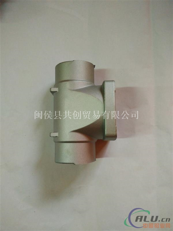 福州  承接类似铝合金三通   重力铸造件