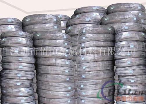 高质量1050纯铝线 6061导电铝线