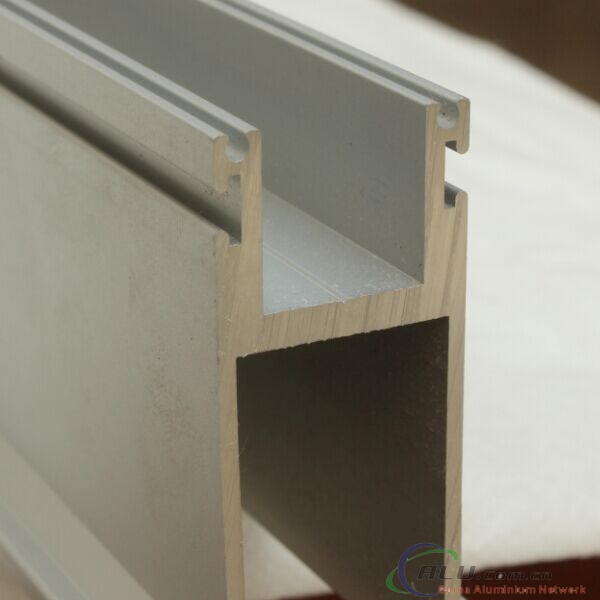 6063 t5 extruded aluminum profile door