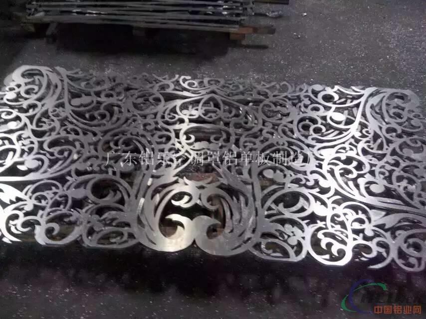 雕花铝单板,雕花铝单板图案