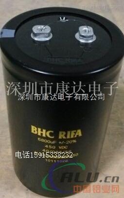 450V6800UF电容器