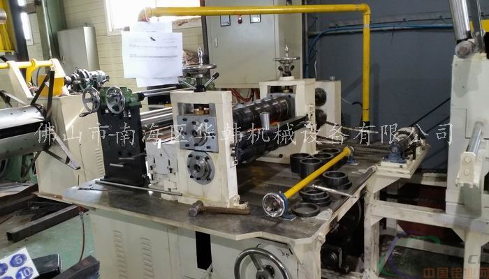 550铝带分切机 分切机设备