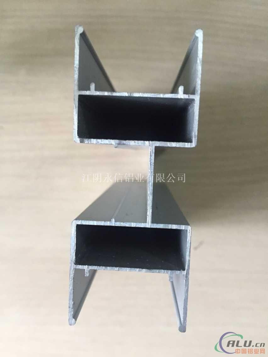 开模定制办公家具隔断铝型材