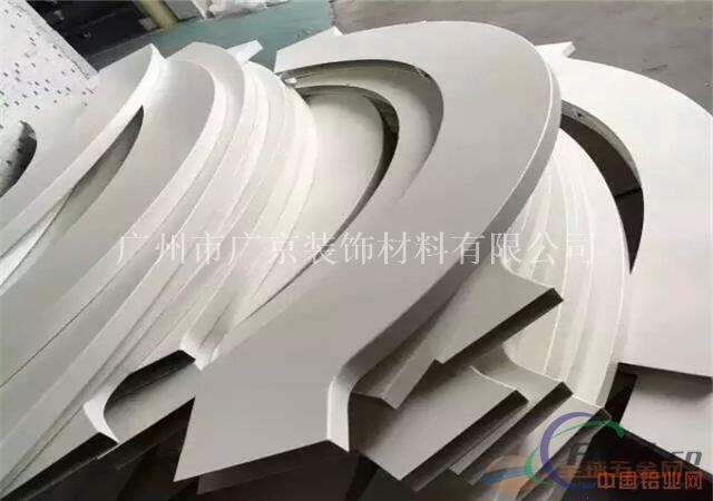 铝方通 大堂弧形铝方通 弧形铝方通定制厂家