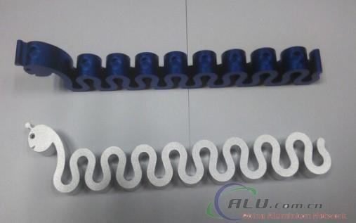 High grade quality CNC Deep Processing Aluminum Parts
