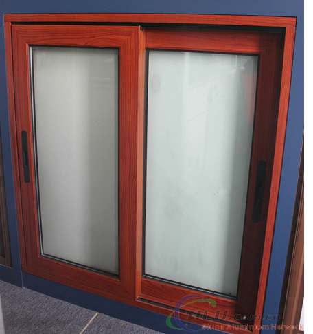 XINYU Aluminium Sliding Window/Insulated profile