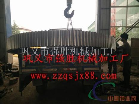 供应回转式滚筒烘干机配件烘干机大齿轮