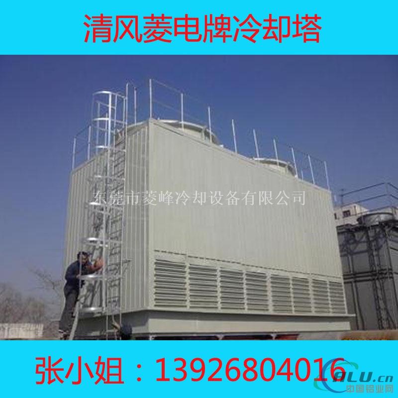 圆形逆流式冷却塔分为标准型,高温型,低噪音型.