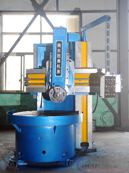 CNC vertical turret lathe VTL machine