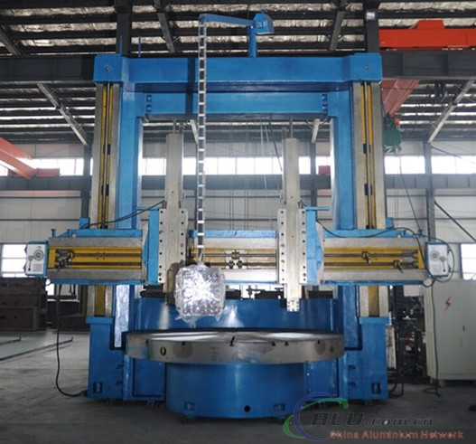 CNC vertical turning lathe VTL machine