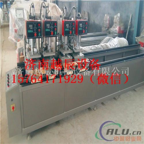 加工塑钢门窗机器多少钱塑钢设备有几台
