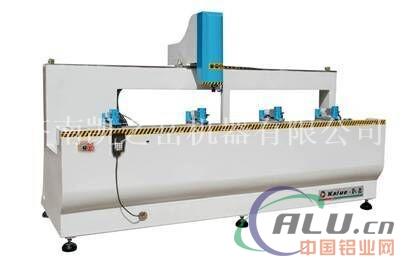 工业铝合金型材设备数控钻铣床