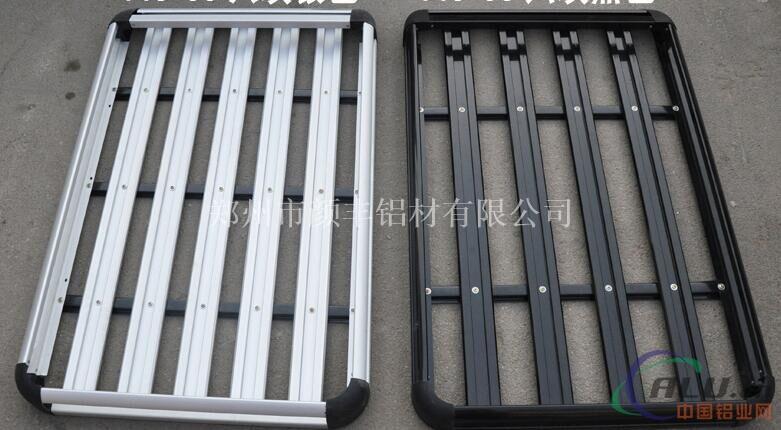 供应车顶行李架铝型材