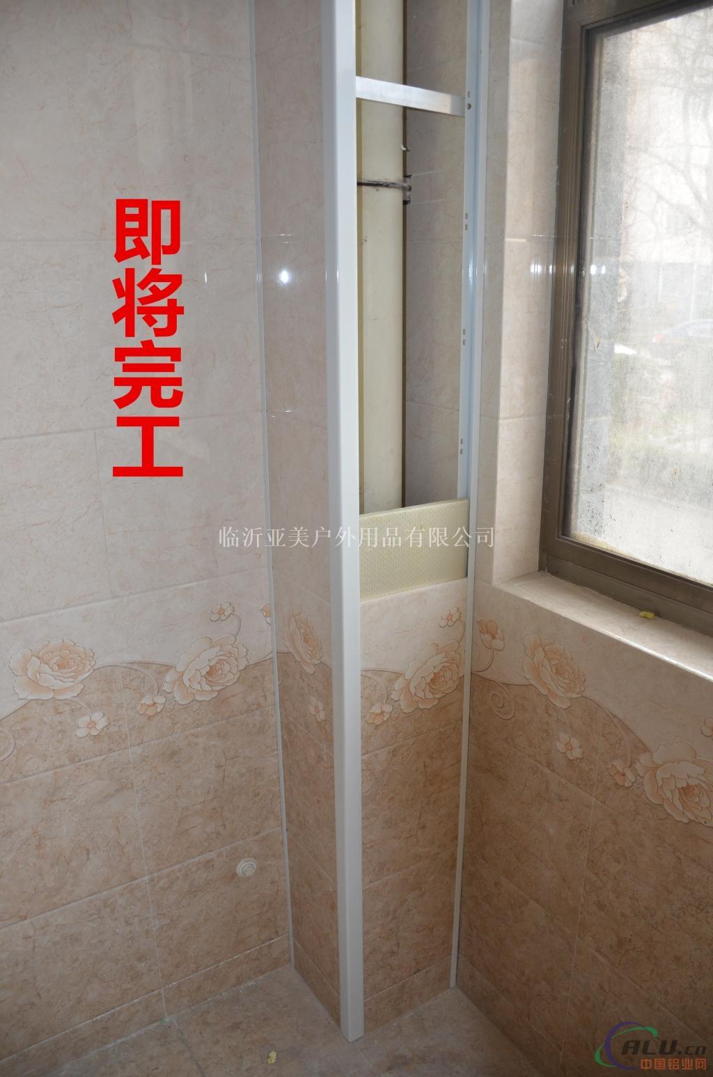 济南包管道瓷砖支架铝材价格实惠