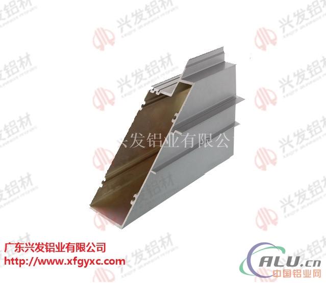 广东兴发铝业包覆铝材定制生产